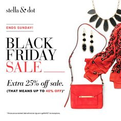 Shop Stella & Dot for jewelry, bags, accessories, and clothing for trendy women. Stella & Dot is unique in that each of our styles are powered by women for women. Shop Stella & Dot online or in stores, or become a independent ambassador and join our team! Black Friday Shopping, Black Friday Deals, Mystery Hostess, Sister In Law Gifts, Affordable Jewelry, Jewelry Party, Holiday Outfits, A Boutique, Looking For Women