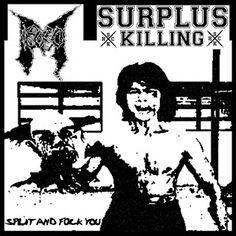 xUNDISPUTED ATTITUDEx: Misogo / Surplus Killing SPLIT AND FUCK