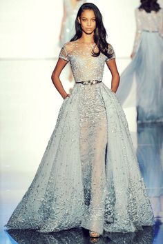 "naimabarcelona: ""Zuhair Murad Spring 2015, Couture """