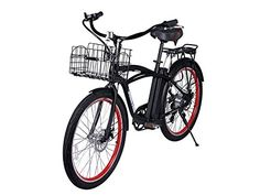 XTreme Scooters Newport Beach Crusier Lithium Electric Powered eBike Black >>> You can get more details by clicking on the image. Note: It's an affiliate link to Amazon