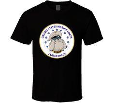 USMC - Leatherneck T Shirt