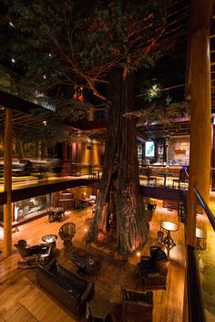 Cliftons Cafeteria Is The Most Jaw Dropping La Opening Of Year Los Angeles Restaurants