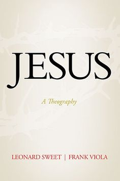 Possibly one of the most powerful books I've read about Christ. If you're a believer, you should add this to your collection: INFO HERE: http://www.patheos.com/blogs/frankviola/jesus/