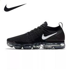 NIKE AIR VAPORMAX FLYKNIT 2 Чоловічі жіночі бігові взуття кросівки дихальні  спортивні відкриті Eur 36- 9d1c92208