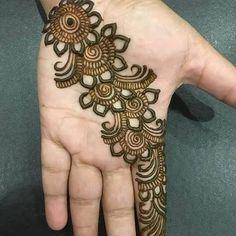 Mehndi Designs Front Hand, Full Hand Mehndi Designs, Mehndi Designs 2018, Mehndi Designs For Beginners, Mehndi Design Photos, Mehndi Designs For Fingers, Mehndi Designs For Hands, Easy Arabic Mehndi Designs, Right Hand Mehndi Design