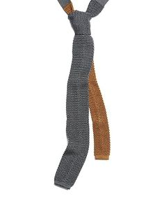 Solid Knit Tie | Brooks Brothers