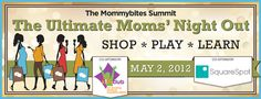 Be sure to join us at this NYC event hosted by @Mommybites on May 2