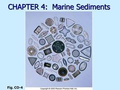 CHAPTER 4: Marine Sediments