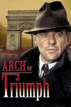 Arch of Triumph Teljes film online Magyarul Anthony Hopkins Movies, Ingrid Bergman, Film Base, Good Movies, Movies And Tv Shows, Movie Tv, Arch, Novels, Cinema