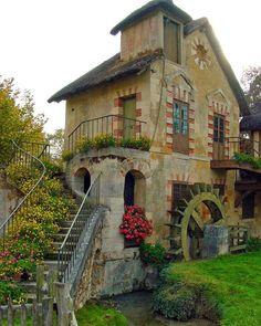 A lovely cottage.