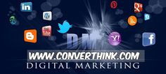 Our #digital #marketing #company takes the whole responsibility of advertising as well as #marketing the products and services.Our #services will give you the right return to your #investment.