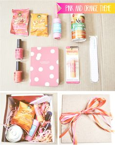cute gift basket idea :)