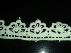 Lovely Cotton Lace Beautiful and Romantic 3 yds MagicalFabrics, $9.99