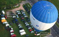 Jak tu zaparkować balon?! Is there enough free parking place? #baloon