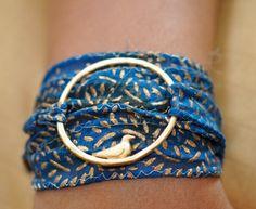 Beautiful wrap bracelet $35.00