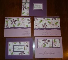 OSW Paint Prints 1 by SweetHeidiJo - Cards and Paper Crafts at Splitcoaststampers Diy Cards Crafts, Paper Crafts, Bookmark Craft, One Sheet Wonder, Card Patterns, Card Sketches, Stamping Up, Homemade Cards, Note Cards