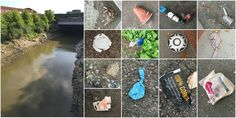 I'm fundraising for a clean and healthy ocean - A litter pick every day until World Oceans Day - Please sponsor me to help me stop the ugly journey of our trash! Pet Recycling, Ocean Day, Oceans Of The World, Go Green, Change The World, Small Groups, Mother Earth, Conservation, Fundraising