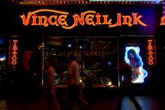 Vince Neil Ink, Las Vegas | por Kris Taeleman