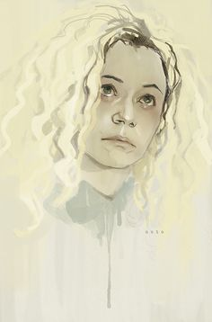 jadelennox: philnoto: Helena [Image: a portrait of Helena from orphan black]