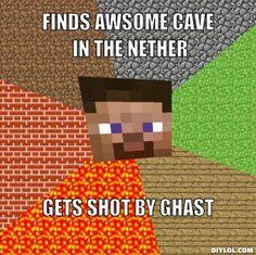 create your own Minecraft logic updated meme using our quick meme generator Humor Minecraft, Minecraft Funny, Minecraft Games, Minecraft Tips, How To Play Minecraft, Minecraft Creations, Minecraft Stuff, Minecraft Quotes, Steve Minecraft