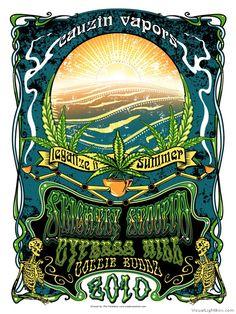 Slightly Stoopid-Cypress Hill Cauzin Vapors 2010