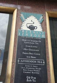 Aubrey Rose Tea Room Closed
