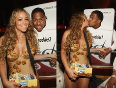 This is too cute. I would love to do this with my future hubby one day. I have just the personality to do it too. Cookie Costume, Chocolate Dreams, Christian Marriage, Marriage Tips, Black Love, What Is Love, Halloween Make Up, Costumes For Women, Erotic