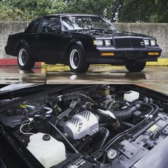 Time Capsule: Buick Grand National with Only 49 Original Miles - High Power Cars Buick Grand National Gnx, Gm Car, Old School Cars, Power Cars, American Muscle Cars, Sexy Cars, Amazing Cars, Fast Cars, Custom Cars