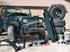 1988 3-Day Jeep YJ For $3K - Jp Magazine