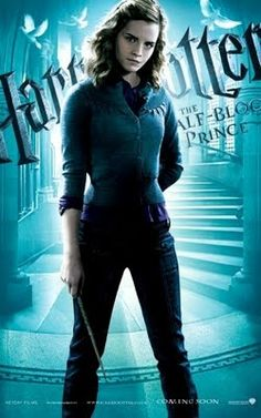 Hermione: The Half Blood Prince