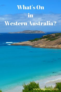If you're visiting Western Australia, don't forget to plan in a festival or two - arts, music, cultural - it's all happening in WA. Here are some of the things we love the best ...