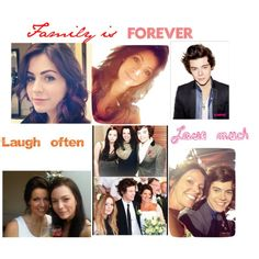 one of my favorites Styles Truly Madly Deeply, Love Deeply, Gemma Styles, Harry Styles, Anne Cox, Families Are Forever, Please And Thank You, Forever Young, Boys Who