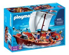 TOPSELLER! Playmobil Soldiers Boat $19.99
