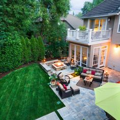 Great outdoor Space | Paradise Restored | Portland, OR | www.paradiserestored.comSales Property