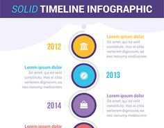 "Check out new work on my @Behance portfolio: ""Solid Timeline Infographic"" http://be.net/gallery/57281409/Solid-Timeline-Infographic"