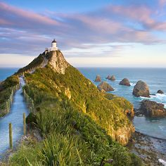 Gotta visit, so many movies are filmed in new Zealand.