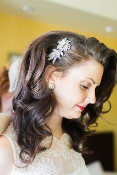 MAITE Vintage Style Bridal Hair Accessories by GlamorousBijoux