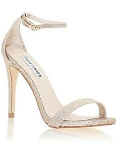 Steve Madden Stecy   Piperlime - Bridesmaids Shoes on the High End. Or Bride's shoes.