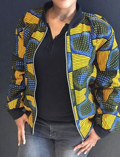 Latest collection of the best and trendy ankara jackets and ankara blazers styles there are out there. DO you love ankara blazers and jackets styles. African Print Dresses, African Dresses For Women, African Print Fashion, Africa Fashion, African Wear, African Attire, African Fashion Dresses, African Women, Afro