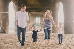 Maternity Family Photo - We need to do this before I am too huge!