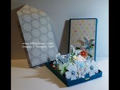 Pop-Up Matchbox Card In A Box and  A whole bunch of Envelope Punch Board ideas and tutorials