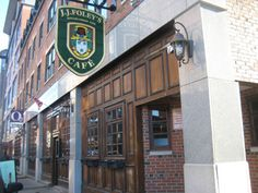 J.J. Foley's is one of my favorite places to eat and I live about 10 feet