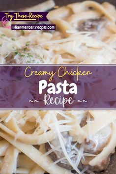 Creamy Chicken Pasta. And Bacon Spinach Pasta are without a doubt one of the most popular chicken recipes ever created. #ChickenPennePasta #DicedChicken #ChickenBaconSpinachPasta #PastaDishesWithChicken #ChickenPenneRecipes #CreamyPastaRecipes #SpinachAndTomatoPasta #SpinachMeals #SpinachPastaRecipes