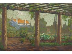 Libertas, the State President's House, Pretoria South African Artists, Fine Art Auctions, Pretoria, Stone Mosaic, African History, Mosaics, Landscape Paintings, Artworks, Art Projects