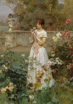 The Rose Of All Roses, Wilhelm Menzler