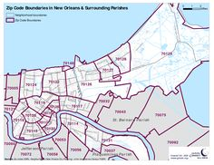 Zip Code Map New Orleans 9 Best New Orleans Flood Maps and Elevations images | Flood map