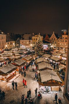 Ultimate Guide to the Tallinn, Estonia Christmas Market