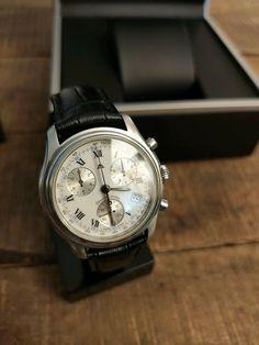 Maurice Lacroix Vintage Chronograph Breitling, Chronograph, Ebay, Accessories, Vintage