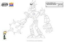 just a design from season 6 of a Robot . its the fist design i did on Jonny test season 6 Fnaf, Robot, Create Your Own, David, Animation, Seasons, Gallery, Blog, Design