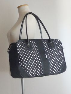 Modelo Luisa * bolso de viaje * medidas 30 x 45 x 18